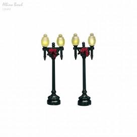 LEMAX GLOBE STREET LAMP