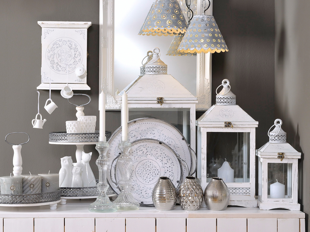 Objetos decorativos retro albina bosch for Objetos decoracion