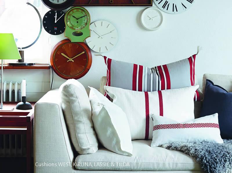 Linum, textil para toda la casa