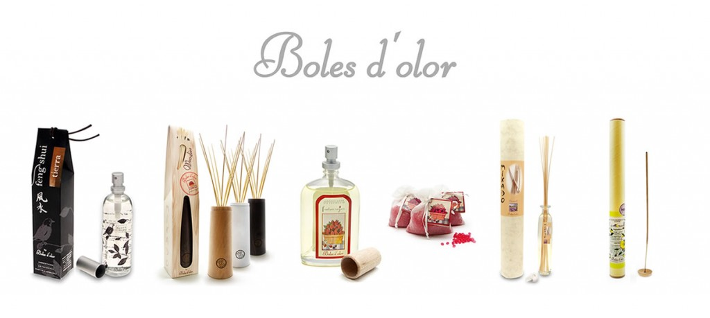 Boles d'olor, venta de fragancias, aromas y más productos en Albina Bosch, Vielha, Valle de Aran