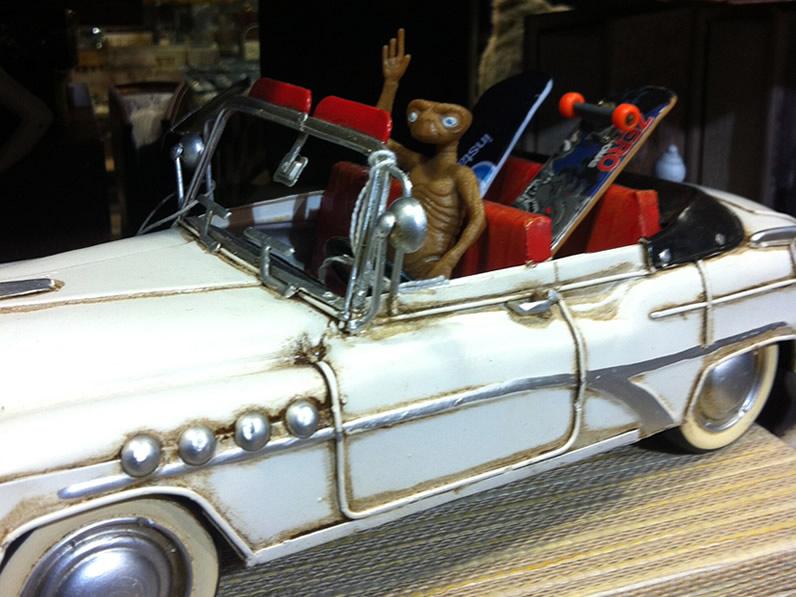 Venta de coches antiguos de colección, Albina Bosch en Vielha, Val d'Aran