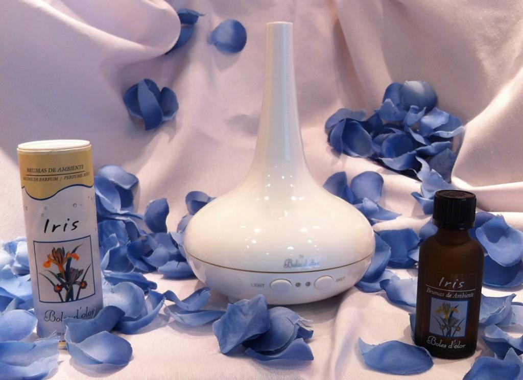 Boles d'olor - Brumizador Inspiration - Situado en cualquier lugar de la casa, este elegante objeto llamará la atención por su elegante diseño. Encuéntralo en nuestra tienda en Vielha, Val d'Aran.