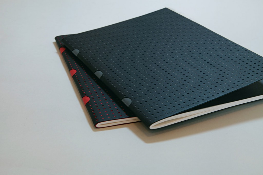 Venta de libretas Paper-Oh, Cahiers - Ondulo collection. Albina Bosch en Vielha, Vald'Aran