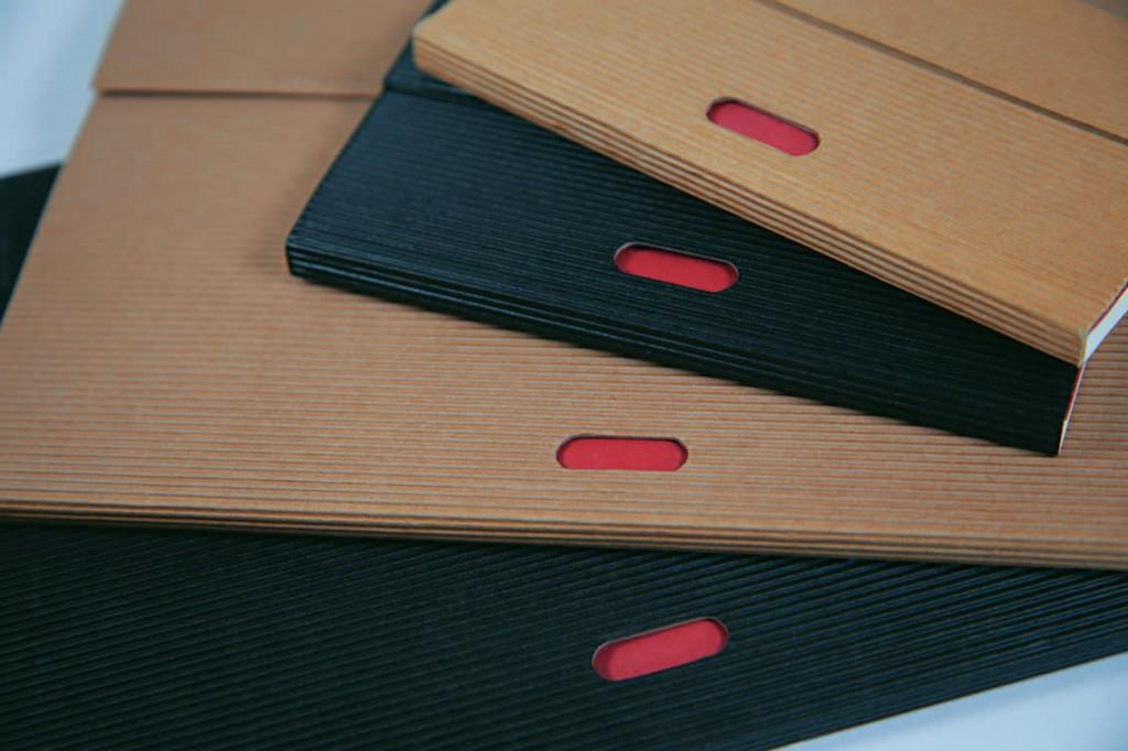 Venta de libretas Paper-Oh, Ondulo collection. Albina Bosch en Vielha, Vald'Aran