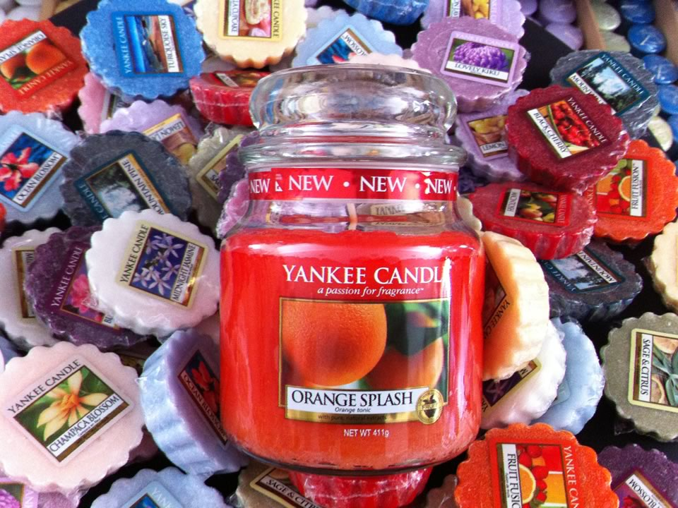 Ideas de regalo para Navidad y  Reyes. Yankee Candle