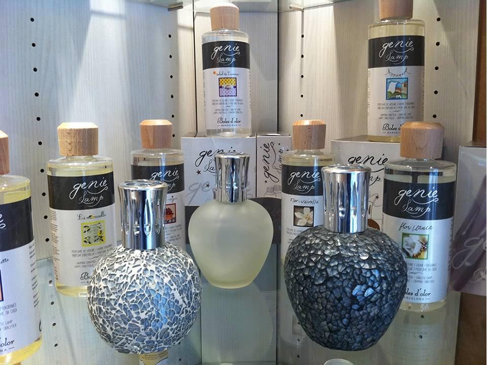 Ideas de regalo para Navidad y  Reyes.  Geniu Lamp by Boles d'olor