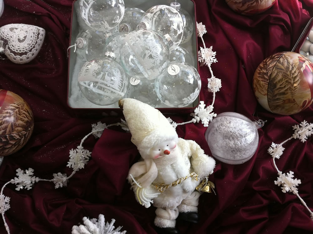 Adornos arbol de navidad albina bosch valdaran vielha 03 for Adornos arbol navidad online
