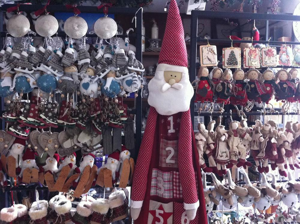 Adornos y detalles de navidad albina bosch for Detalles de navidad