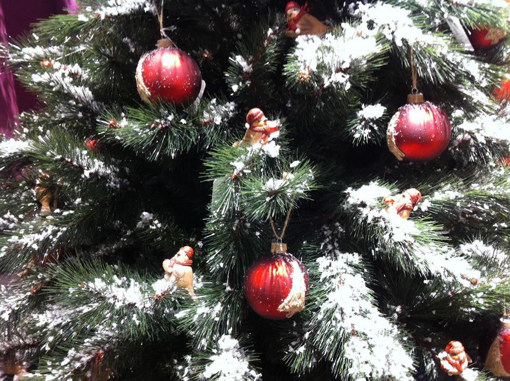 Adornos arbol de navidad albina bosch valdaran vielha 28 - Arbol de navidad adornos ...