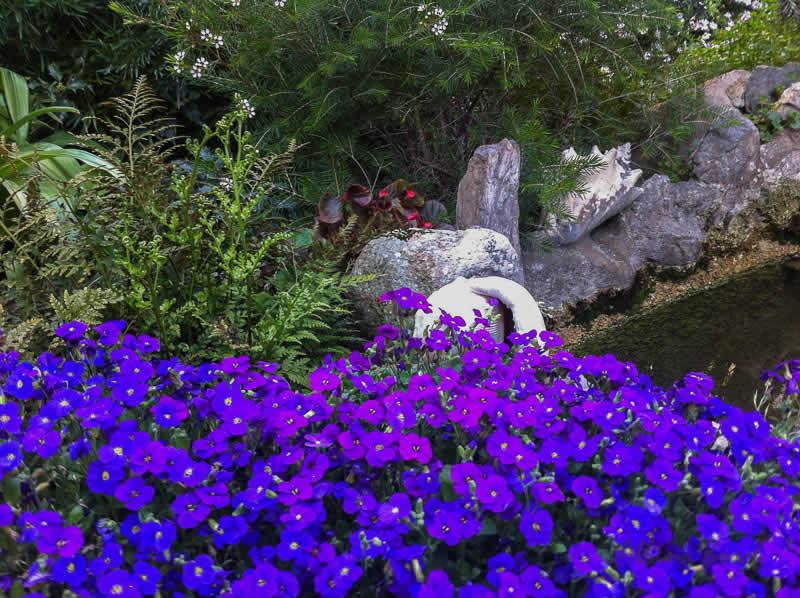 Violeta la nueva fragancia de boles d olor albina bosch for Tu jardin con enanitos acordes