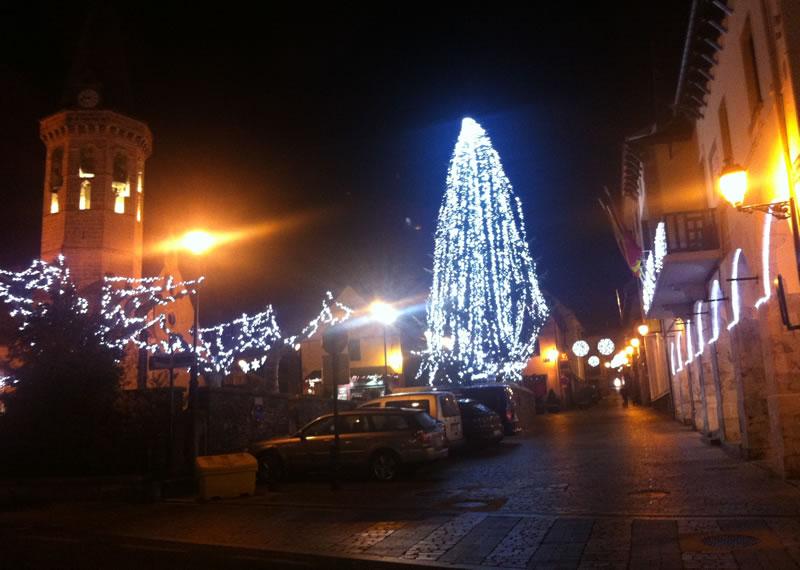 Mágica Navidad en Baqueira